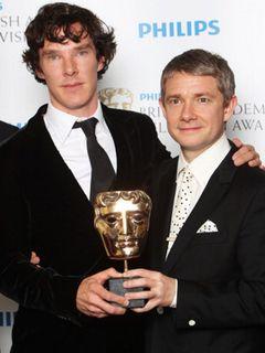 ホームズ&ワトソン、現地メディアが選んだ「ロンドンのベストカップル」に!