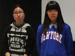 日本の若者も政治に関心を…「特定秘密保護法」反対デモ参加の女子学生が訴え