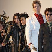 藤田玲主演『絶狼』に、「牙狼」小西遼生がエール!初日に駆け付ける