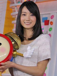 """めざまし6代目お天気キャスターは""""リケジョ""""小野彩香!"""