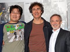 原案・桜坂洋も撮影に参加!トム・クルーズ主演映画の舞台裏を監督&プロデューサーが明かす