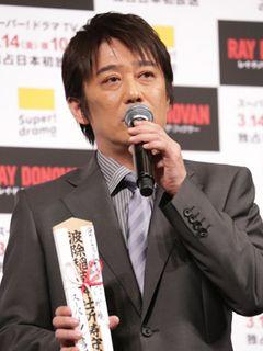 坂上忍、「最初の父親役」宇津井健さん死去に沈痛…