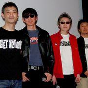伝説のバンドを描いた、シアターN元支配人の初監督作が満員スタート!