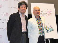 高畑作品は映画が起こす奇跡!仏アニメの巨匠ミッシェル・オスロ監督と対談!