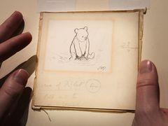 「クマのプーさん」の名前の由来となったクマが映画に