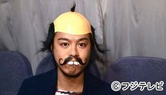 EXILE・TAKAHIRO、衝撃のハゲヅラ姿を披露!