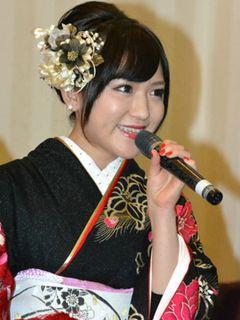 AKB内田眞由美、所属事務所を退社 ブログも閉鎖