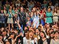 『アナ雪』ファン500人が集結!May J.&津田英佑と「Let It Go」大合唱!