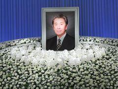 宇津井健さんのようになりたい…水谷豊、お別れの会で弔辞