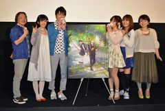 「けいおん!」監督、最新作『たまこラブストーリー』初日に熱い思いを語る!