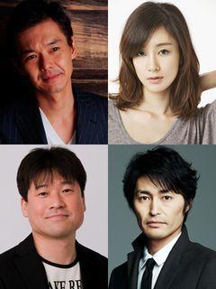 渡部篤郎、水川あさみ、佐藤二朗、安田顕の4人で139役!ヒッチコック映画を完全コメディー化