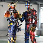 キカイダー、仮面ライダー鎧武と共演で40年ぶりテレビドラマ出演!