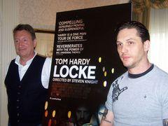 トム・ハーディに聞く、すべて車内でストーリーが展開する話題作とは?