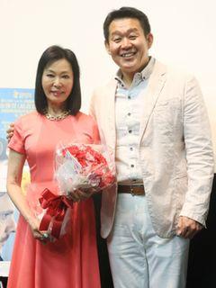 元横綱若乃花、母の藤田紀子の再婚に前向き発言