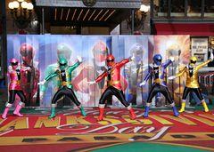 アメリカ版スーパー戦隊「パワーレンジャー」が再び映画化!