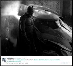 新「バットマン」のビジュアルが初公開!ベン・アフレック起用の不満を払拭