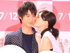 川口春奈が福士蒼汰にキス!赤面で「ごめんなさい」