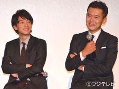 佐藤健、渡部篤郎は「半分以上がアドリブ」と暴露!