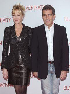 アントニオ・バンデラスとメラニー・グリフィスが離婚へ 結婚18年で決断