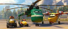 飛行機たちがサッカーをエンジョイ!『プレーンズ』特別映像が公開