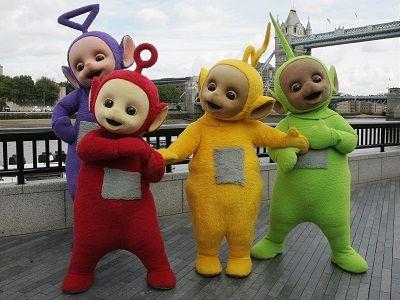 イギリスの幼児向け番組「テレタビーズ」が復活! シネマトゥデイ