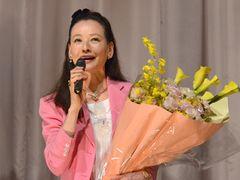 夏樹陽子、震災映画への出演を台本読まず即答!