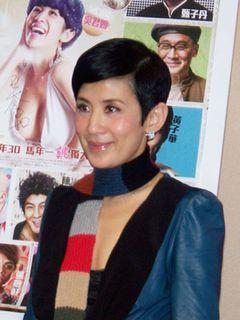 香港の人気コメディー女優サンドラ・ンが明かす人気シリーズ『金鶏』第3弾とは?