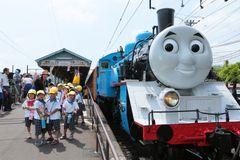 リアル「きかんしゃトーマス」が日本を走る!大井川鐵道に登場!