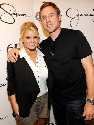 ジェシカ・シンプソンが結婚!元NFL選手のエリック・ジョンソンと