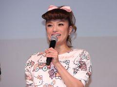 安西ひろこ、芸能界本格復帰後初イベントで笑顔!今後はプロデュース業に意欲