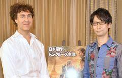 「メタルギア」小島監督の映画が観たい!『オール・ユー・ニード・イズ・キル』ダグ・ライマンと特別対談!
