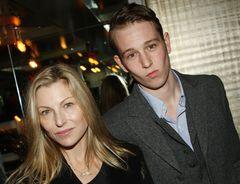 マッケンローと女優の息子、コカインほか薬物所持で逮捕