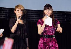 人気声優・朴路美&井上喜久子がファンとアフレコ対決!