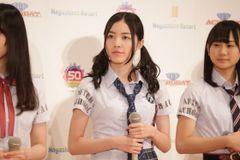 SKE48松井珠理奈「ソロもそろそろ頑張りたい」 じゃんけん大会連覇に意欲!