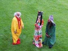 プリンセス天功が涙をポロポロ…伝説の道化師が作る体感型ファンタジーショー日本で公演