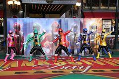 アメリカ版スーパー戦隊「パワーレンジャー」劇場版、米公開日が決定!