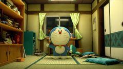 3D『ドラえもん』が40億円超えでV3!『頭文字D』が群馬の動員で大健闘!