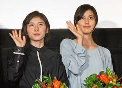 橋本愛と松岡茉優が一緒にお風呂
