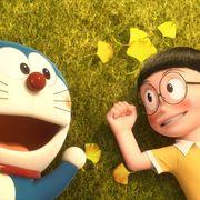 3D『ドラえもん』公開20日で興収50億円を突破!