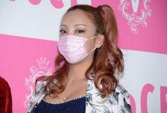 安室奈美恵に変身したざわちん、マスクなしのタレント活動に「体も張ります」と意欲的
