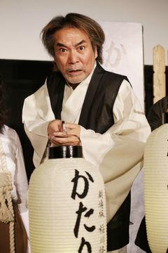 稲川淳二、主演映画にとりつかれた?一日一食、栄養失調に苦しんだ撮影秘話!