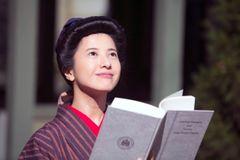 吉高由里子「花子とアン」視聴者に感謝 平均視聴率は過去12年で最高