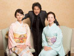 役所広司、堀北真希、原田美枝子が信頼を寄せた黒澤明監督直伝の映画作り