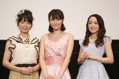 映画「プリキュア」前夜祭が開催!中島愛、潘めぐみ、北川里奈も大感激!