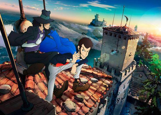 「ルパン三世」30年ぶりのTV新シリーズ 世界に先駆けイタリアで放送