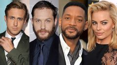 DCコミックスの悪役チーム映画が始動!ライアン・ゴズリング、トム・ハーディ、ウィル・スミス集結か