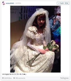 トリンドル玲奈の花嫁姿が美しすぎると話題に