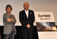 押井守、初の英語作『GARM WARS』を語る