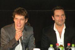 『アーティスト』でアカデミー賞主演男優賞受賞のジャン・デュジャルダン主演作でフランスの美形監督が来日
