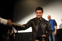 インド映画史上最大級30億円の製作費『チェイス!』 国民的大スターのアーミル・カーン来日!
